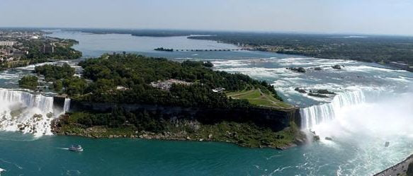 Moving from Niagara Falls to Toronto
