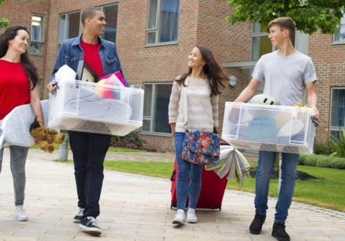 Student Moves Services
